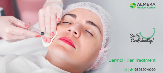Correct the 'best curve' in a girls' body- smile confidently! [Dermal filler treatment]