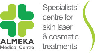 almeka skin laser treatments centre logo