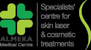 almeka skin laser treatments centre logo