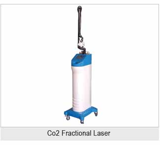 co2 fractional skin laser
