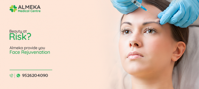 Beauty at risk? AMC provide you Face Rejuvenation