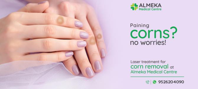 Paining corns? No worries!