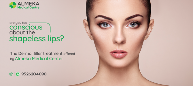 Beautify your folds & curves using our Dermal Filler Treatment.