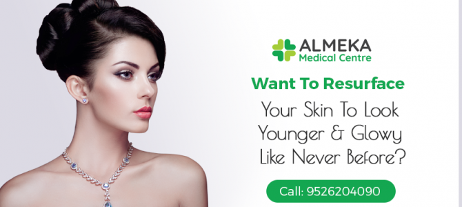 Want To Resurface Your Skin To Look Younger & Glowy Like Never Before?